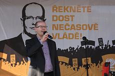 Start volební kampaně ČSSD