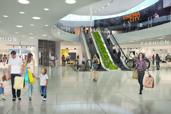 avion shopping park PHASE I nove cinema LOW