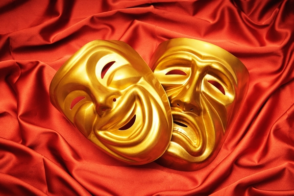 divadelni maska